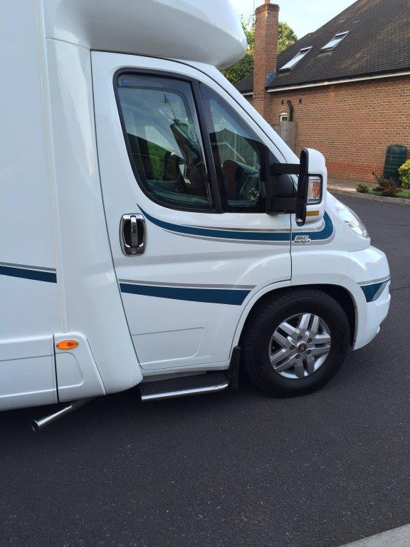 Cab Step, Door Handle Covers, Mirrorguards