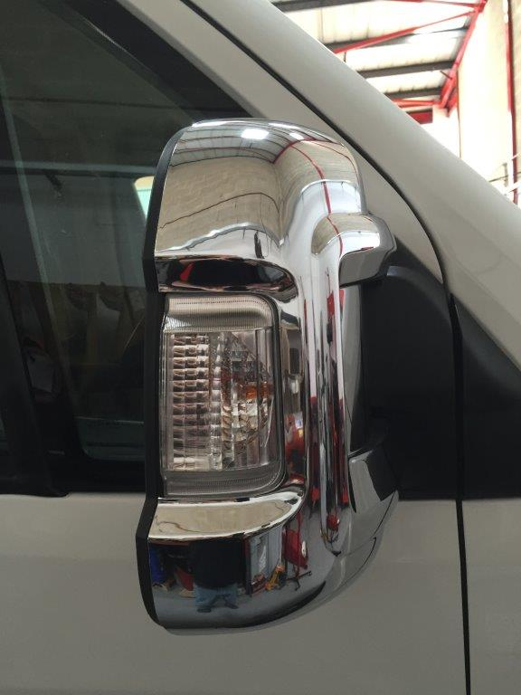 chrome enhancements for Motorhomes Poole