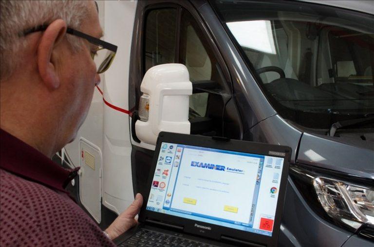 Motorhome servicing and repairs technician Dorset